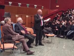A. L. Rossi moderatore del convegno