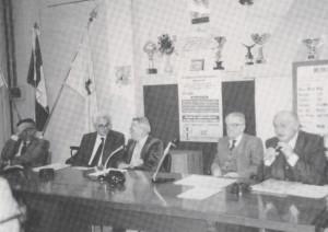 Dibattito Sezione Perazzoli con N. Tedeschi, S. Mattarella e L. Granelli e altri, 16 nov. 1990